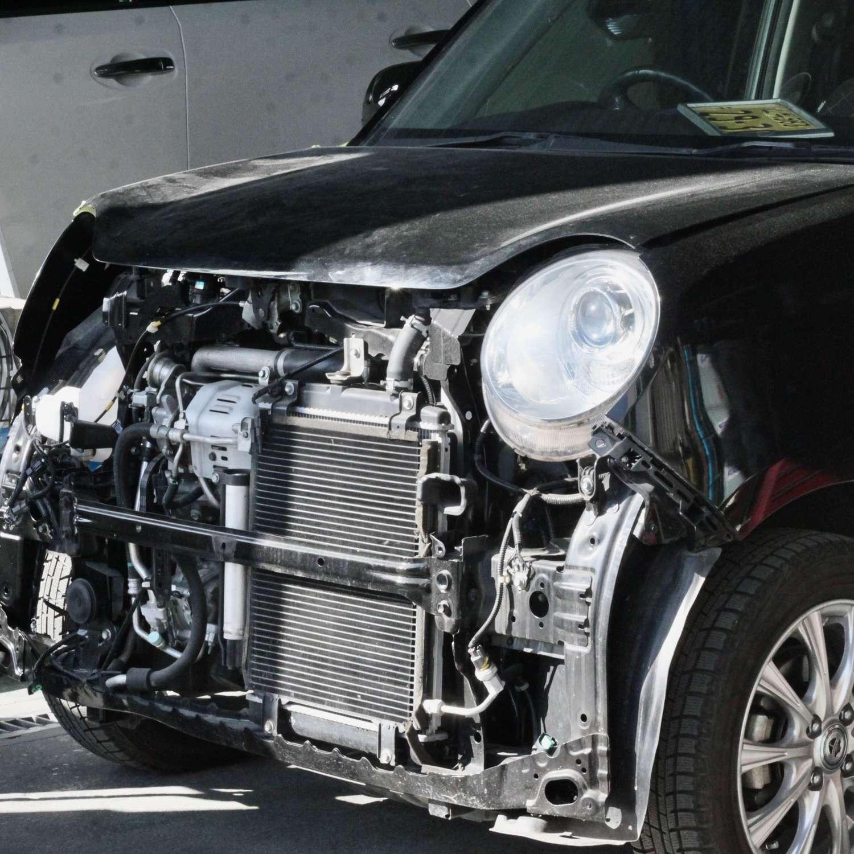 お車の小キズ・ヘコミ・事故での損傷等の修復■車のことなら何でも対応致します■プロテクト
